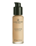 Natural Foundation Living Nature Pure Buff - light