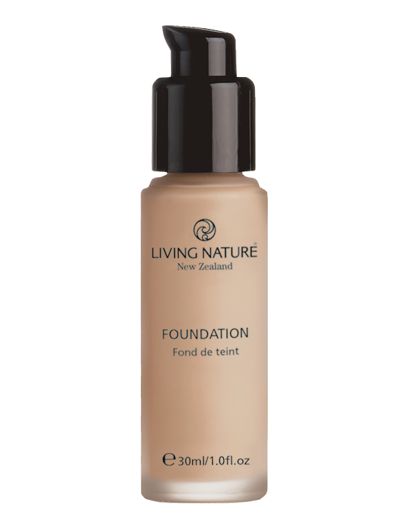 Natural Foundation - Pure Taupe