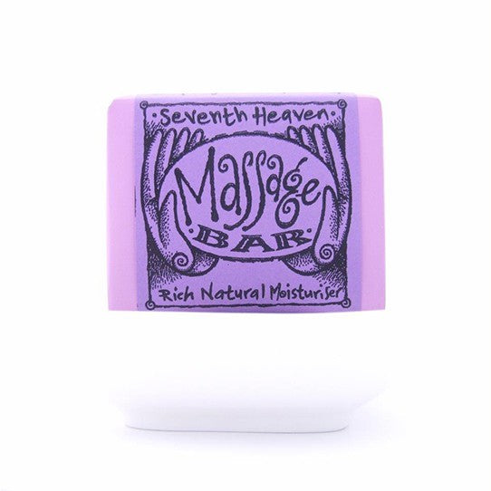 seventh heaven mandarin rich natural moisturiser bar