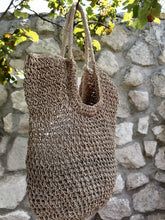 Load image into Gallery viewer, Natural Woven Bag