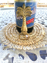 Load image into Gallery viewer, Brass Handcrafted Palm Bottle Opener