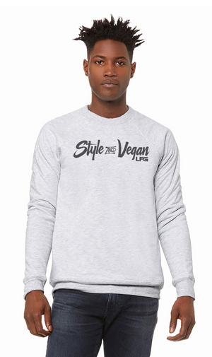 Style And Vegan Men's Long Sleeve