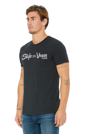 Style And Vegan Men's Short Sleeve