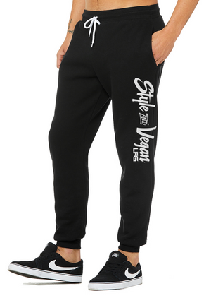 Style And Vegan Unisex Jogger Sweatpants