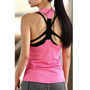 Women's Comfortable T Back Shirt
