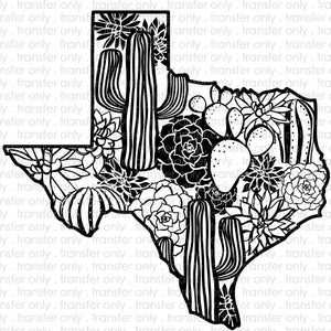 Texas Sublimation Transfer