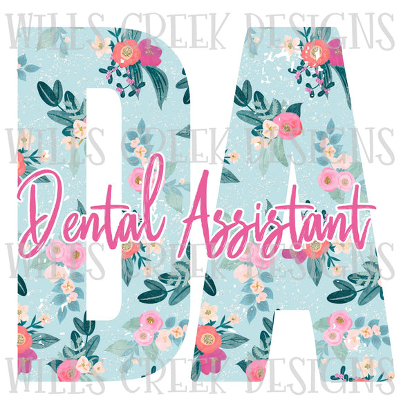Dental Assistant Digital Download