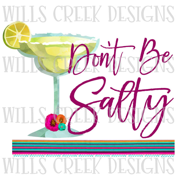 Don't Be Salty Digital Download