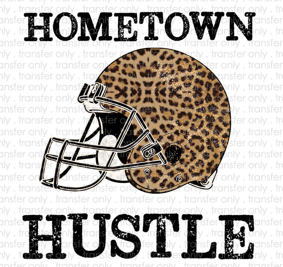 Hometown Hustle Sublimation Transfer
