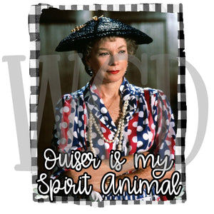 Ouiser is my Spirit Animal Digital Download