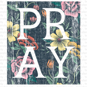 Pray Sublimation Transfer