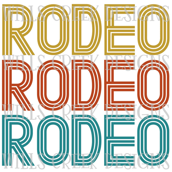 Rodeo Rodeo Rodeo Subliamtion Transfer