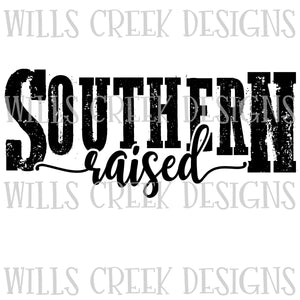 Southern Raised Sublimation Transfer