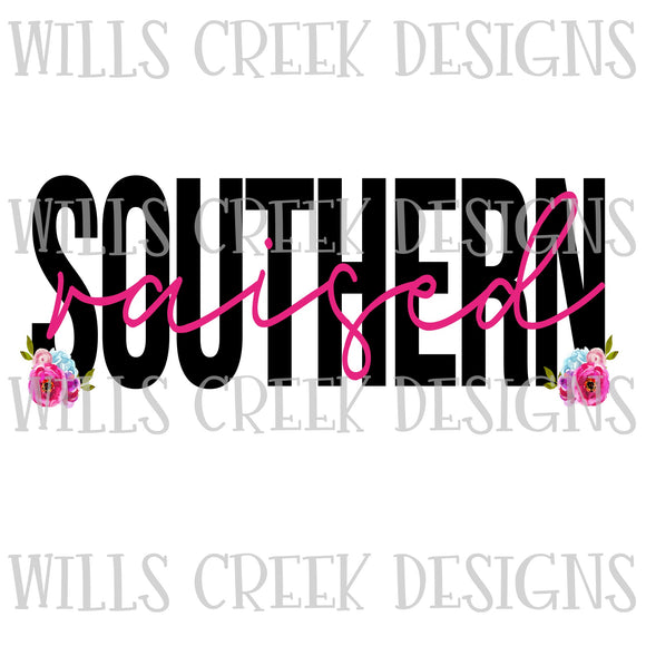 Southern Raised Digital Download