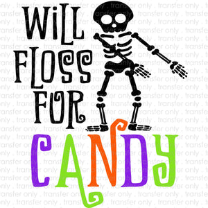Will Floss for Candy Sublimation Transfer