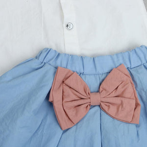 Evelyn Bowtie Set