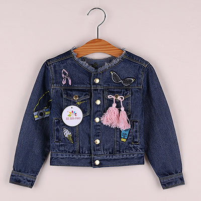Melissa Denim Jacket