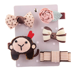 Hailey Hair Clip Set