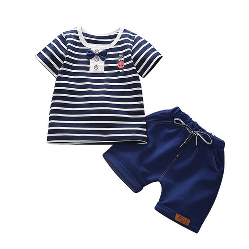 Mason Striped Set