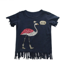 Load image into Gallery viewer, Cora Flamingo Shirt