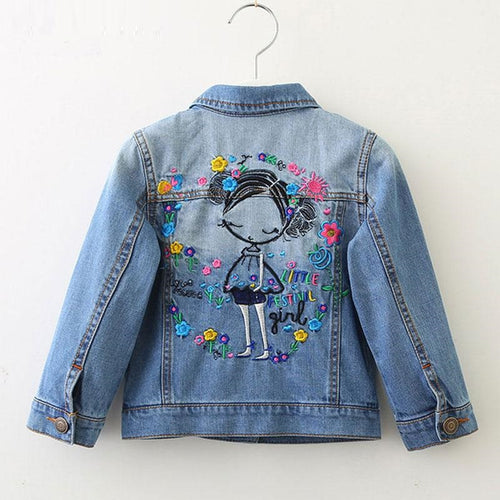 Miranda Denim Jacket