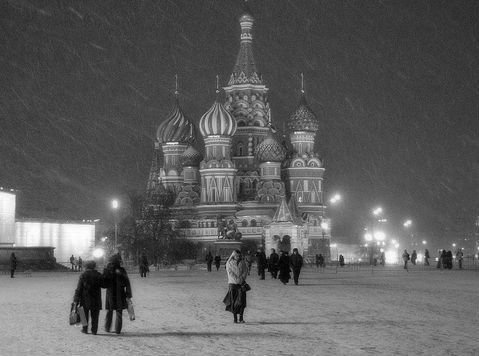On Suffering, the Russian Soul, & the Kingdom of Heaven