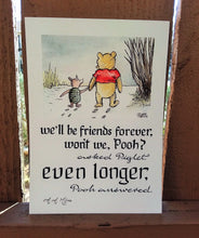 Load image into Gallery viewer, Friends Forever (A.A. Milne)