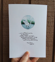 Load image into Gallery viewer, Egrets (Mary Oliver)