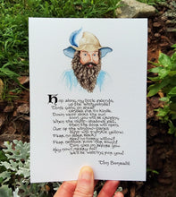 Load image into Gallery viewer, Tom Bombadil and Goldberry Couple Portrait Set (The Lord of the Rings)