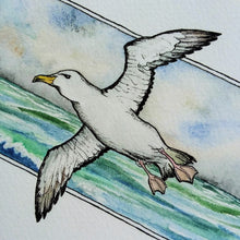 Load image into Gallery viewer, Courage, Dear Heart (Narnian Albatross)