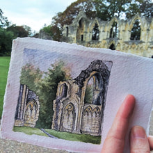 Load image into Gallery viewer, Ruins of St. Mary's Abbey