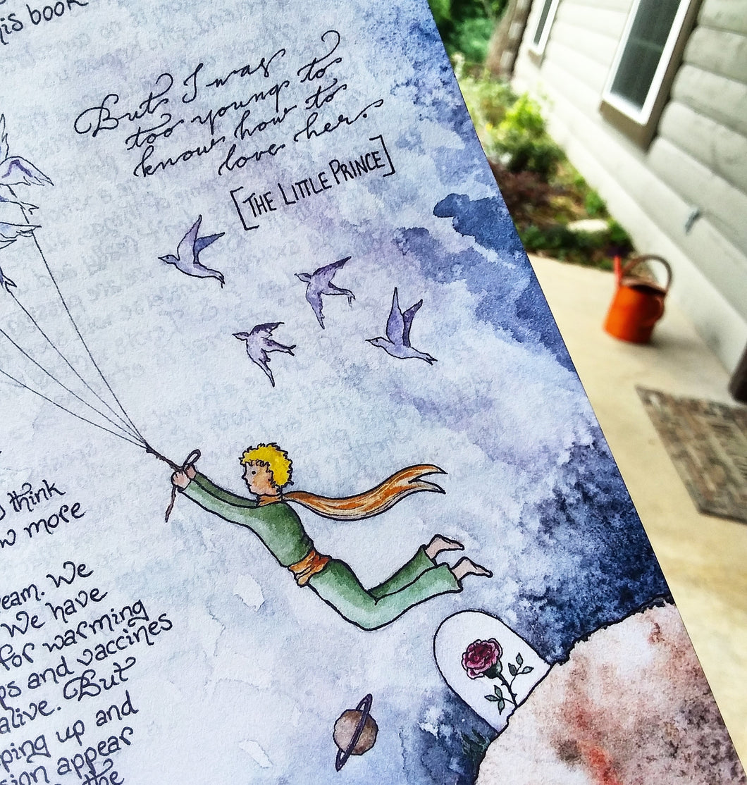 Letter #6: The Little Prince