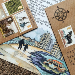 Subscription to The Letters From The Sea Tower