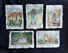 Load image into Gallery viewer, Surprise Me: Original Watercolor Travel Sketches