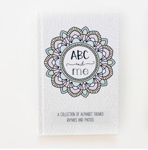 ABC and Me Photo Book