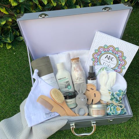 The Deluxe Baby Shower Box {It's A Boy!}