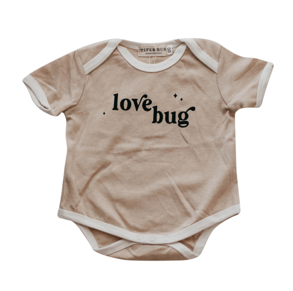 Love Bug Spring Romper 000