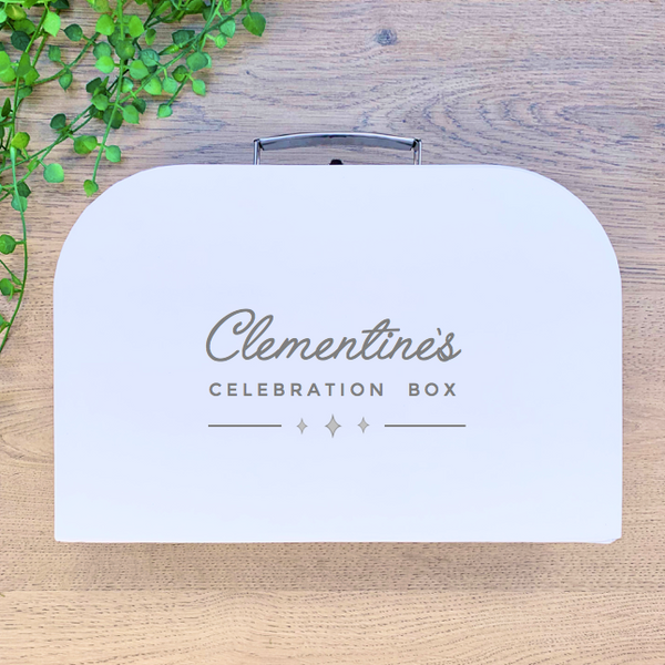 Personalised Celebration Box