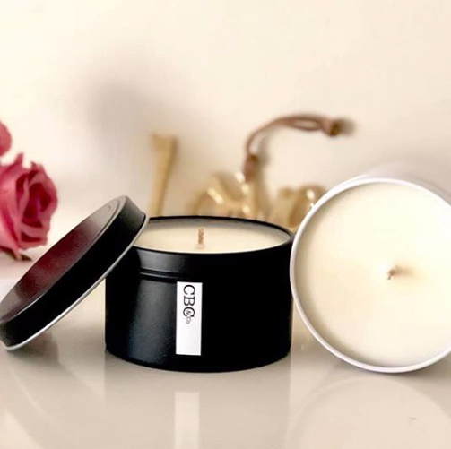 Handmade Soy Candles by CBC&Co (200g)