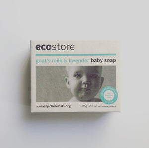 Ecostore Baby Soap 80g