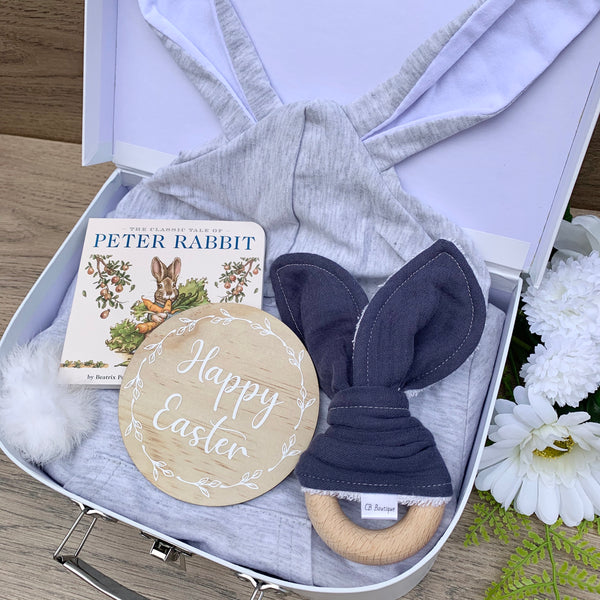 My First Easter Keepsake Box - Boys 0-6 Months