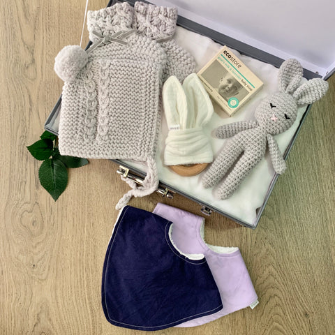 Deluxe Winter Baby Box