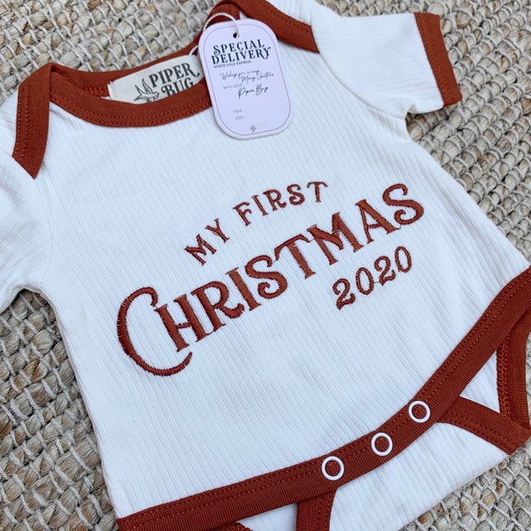 Limited Edition Christmas Baby Box (Size 000)