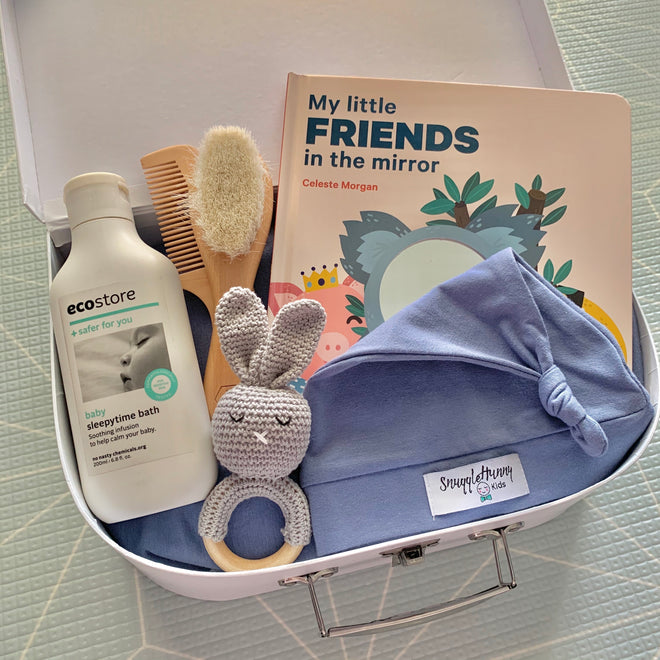 Curated Gift Boxes for Baby