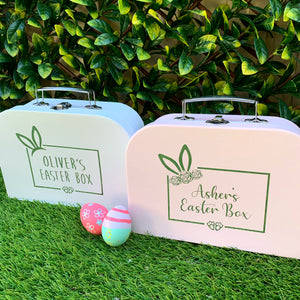 Personalised Easter Box {Empty}