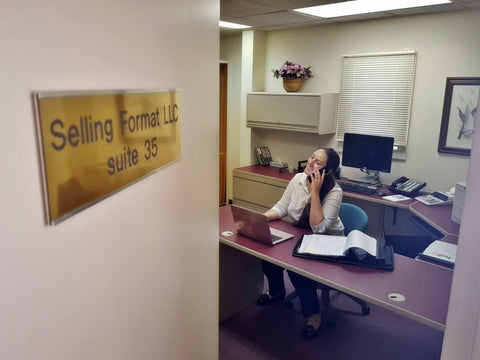 Selling Format LLC Wilmington office Suite 35