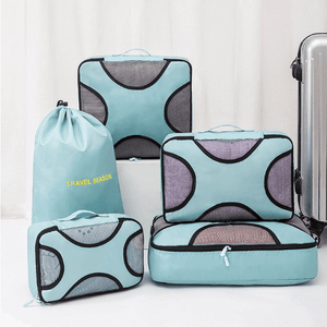 Weightless travel organizers