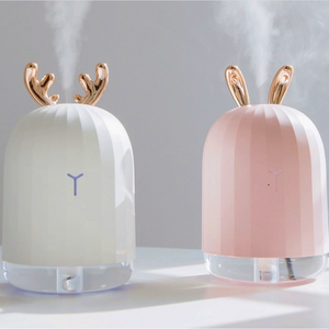 cute deer and rabbit humidifier