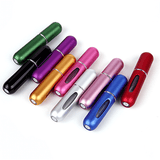 5ML travel perfume bottle in 5 number of colors