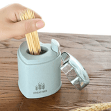 Automatic Eco toothpick holder